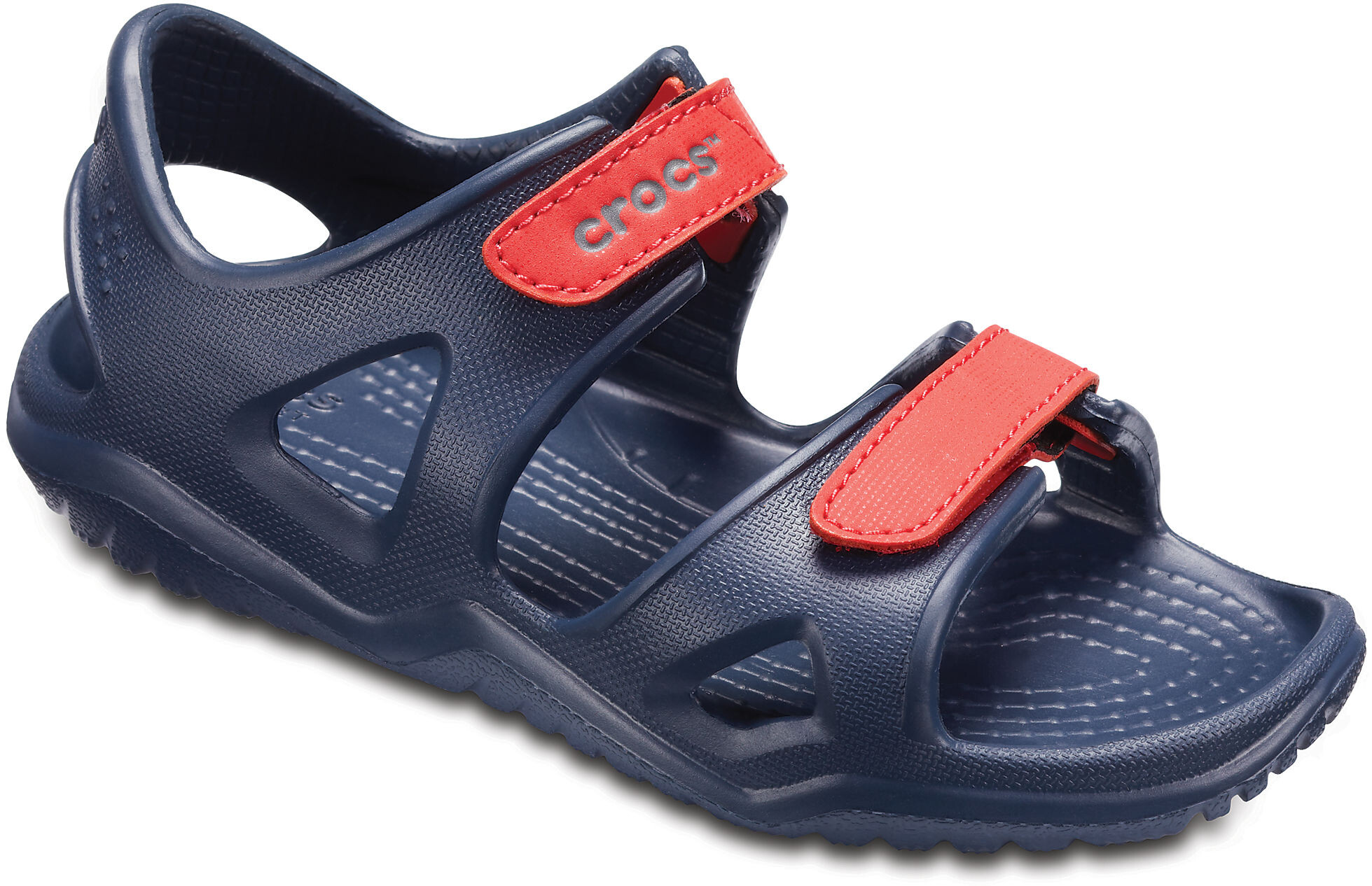 Bout Ouvert Mixte Enfant Crocs Swiftwater River Sandal K